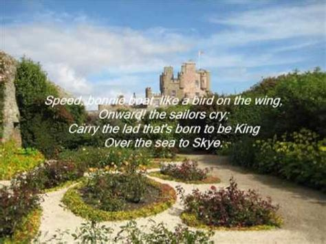 Skye Boat Song Corries by The Corries The Skye Boat Song With Lyrics Youtube