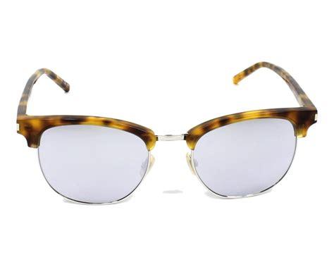 Yves Saint Laurent Sunglasses Sl-108 008 Havana