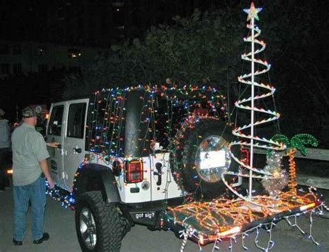 christmas jeep decorations 17 best images about christmas jeeps on pinterest