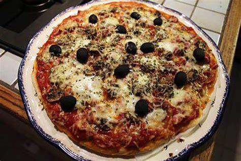 cuisine italienne pizza pizza italienne mozzarella