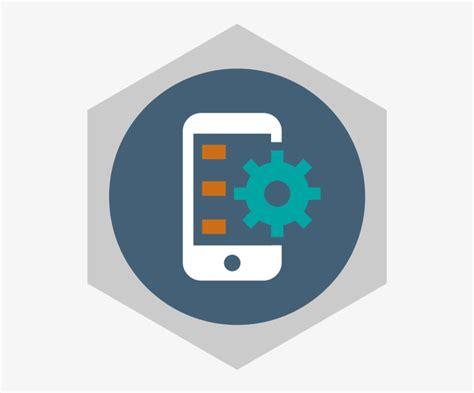 application development icon mobile application