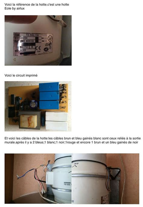 branchement electrique cuisine circuit electrique cuisine branchement four et plaques