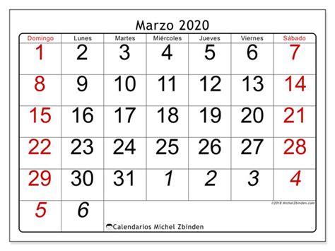 calendarios marzo ds michel zbinden es