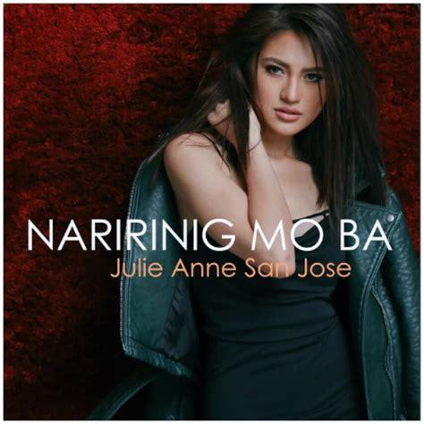 julie anne san jose hiling original pinoy lyrics julie anne san jose original