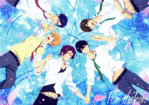 Free Anime Wallpapers - free iwatobi swim club hd wallpapers
