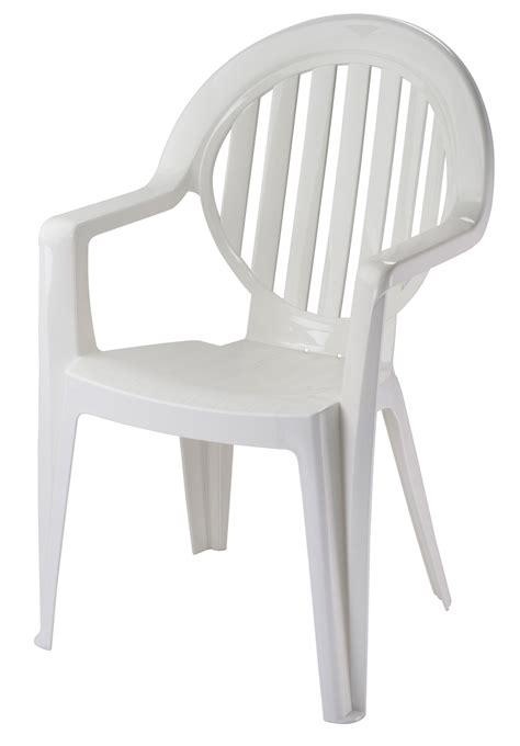 chaise de jardin blanche awesome fauteuil de jardin multiposition blanc images