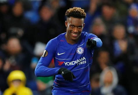 Hudson-Odoi Ready To Learn Under Frank Lampard - Complete ...
