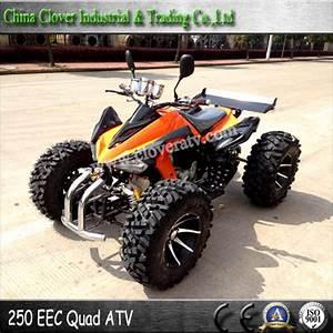 High Quality Kawasaki Eec Standard Racing Atv 250cc Quad