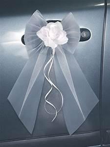 Noeud De Voiture Mariage : deco voiture mariage invite ~ Dode.kayakingforconservation.com Idées de Décoration