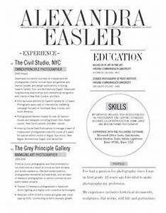 love this landscape resume format great stuff resume With places to get your resume done