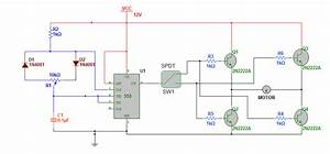 Dc Motor Control Using H Bridge