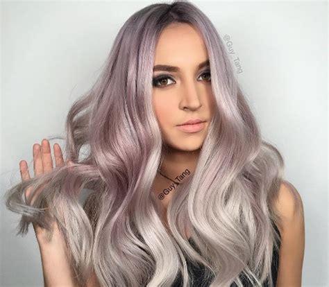 easier   amazing metallic hair color