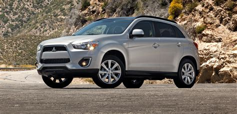 2014 Mitsubishi Outlander Sport Review