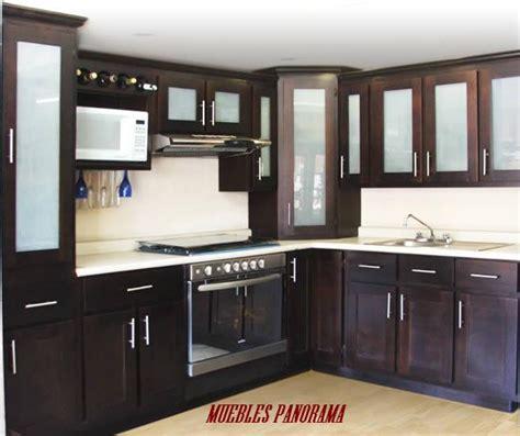 panorama muebles  carpinteria cocinas integrales