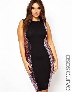 Robe Femme Ronde Chic : robe de soiree chic pour femme ronde la mode des robes ~ Preciouscoupons.com Idées de Décoration