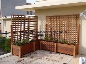 Terrasses En Vue : pare vue balcon terrasse soldes brise vue chromeleon ~ Melissatoandfro.com Idées de Décoration