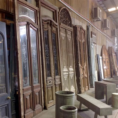 used doors for the junk map rockdale salvage yard for renovation