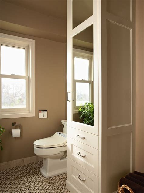 tips  tricks  storing bathroom necessities