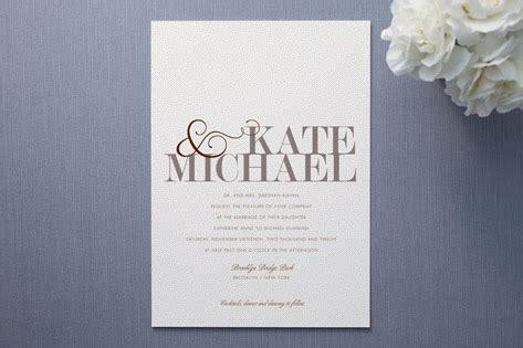modern wedding invitations wonderful modern wedding invites theruntime