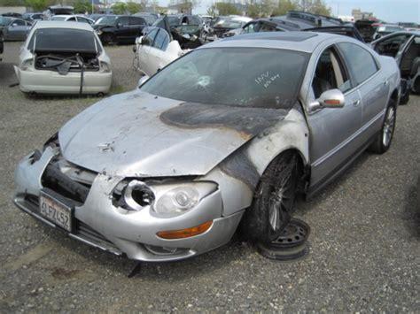 Chrysler 300m 2002 by 2002 Chrysler 300m Transmission Removal I A 2001