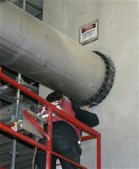 concrete wall pipe penetrations