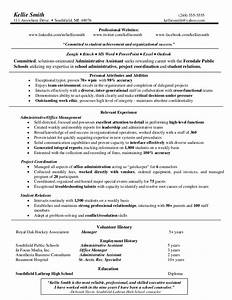 3 Administrative Assistant Sample