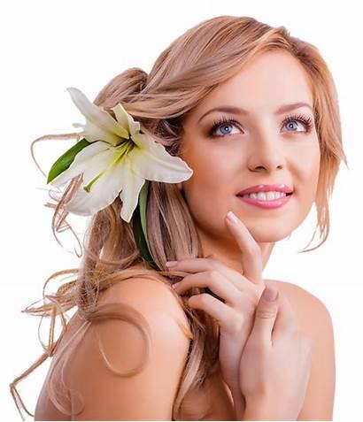 Spa Massage Beauty Astonished Facial Hair Makeup