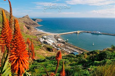 Porto Santo Portugal by Postcards From Porto Santo Gail At Large