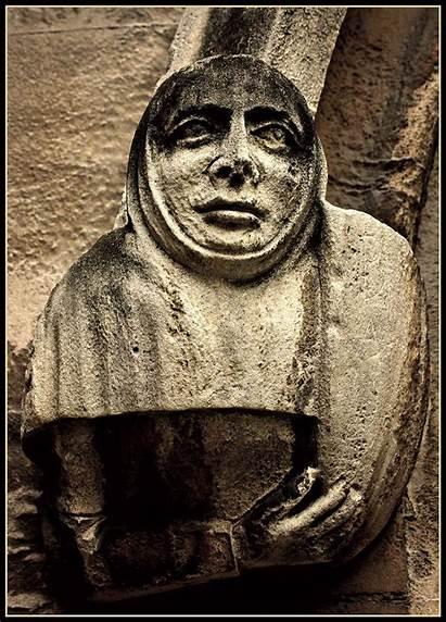 Westminster Abbey Carving Stone England London Gargoyle