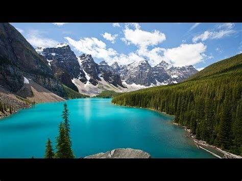 deeper blue bluest lakes  earth nature video