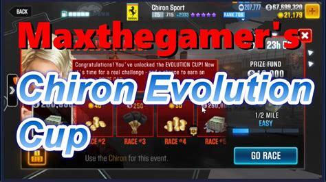 Hey guys thanks for choosing this channel and this video is about the evolution of #buggati i really worked hard on this video.i hope you liked this video, p. CSR2 Bugatti Chiron Evolution Cup with Maxthegamer - YouTube