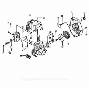 Tanaka Tht-2530 Parts Diagram For Assembly 4