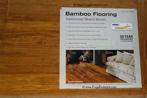 Golden Arowana Bamboo Flooring by Costco Sale Golden Arowana Carbonized Strand Bamboo