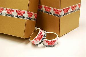 Discount Labels Now Offers Custom Printed Packaging Tape