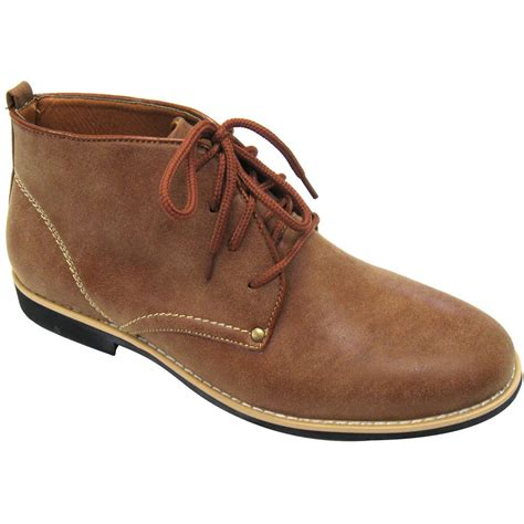 Our New Vegan Desert Boots For Men Are The Perfect Boot