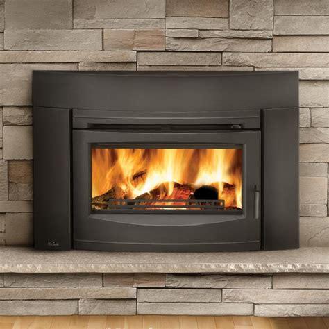 napoleon epi wood burning fireplace insert wcast iron