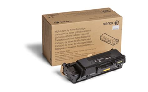 Xerox Office Supplies by Workcentre 3300 Series 106r03621 Genuine Xerox Supplies