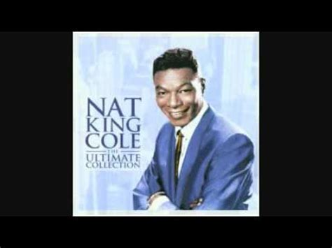 Nat King Cole  Love Letters 1957 Youtube