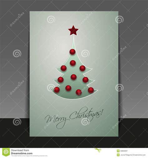 christmas card template royalty  stock photography