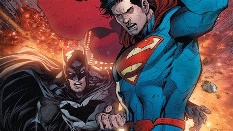 dc comics superman batman wallpapers hd desktop