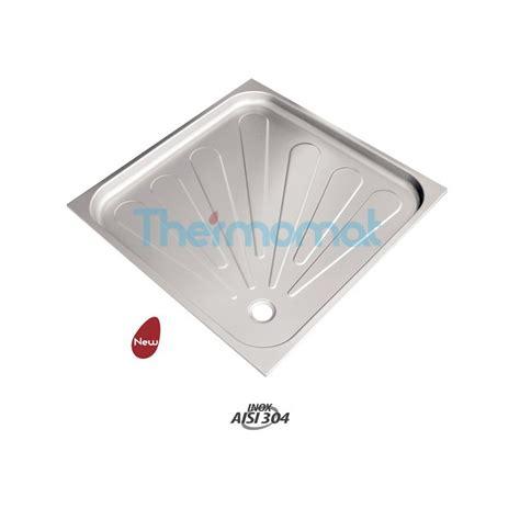 piatto doccia acciaio thermomat 2060 piatto doccia acciaio inox compra