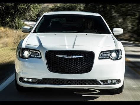 Chrysler 300s Specs by 2018 Chrysler 300s Sport Sedan Review