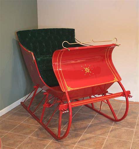 28 best large santa sleigh for sale vintage christmas