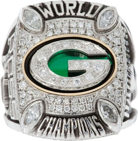 The Green Bay Packers 2011 Super Bowl Xlv World