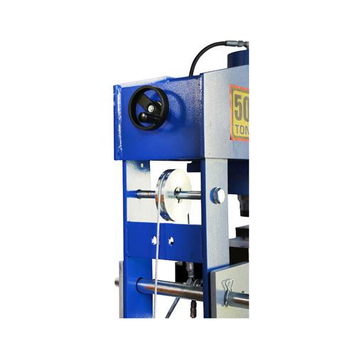 as 5030 50t two stage hydraulic floor mounted press