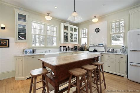 Antique Kitchen Ideas by Pictures Of Kitchens Traditional White Antique