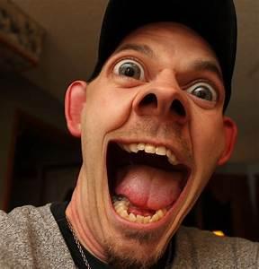 weird face morph   face   Pinterest