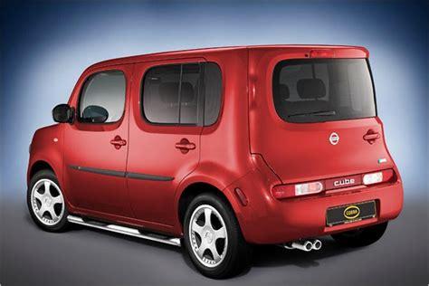 Cobra N + Nissan Cube Details Photos Price