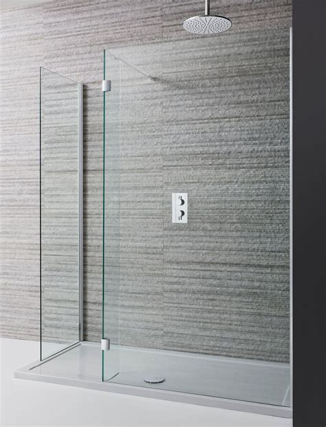 Walk In Bathroom Shower Enclosures by Design Two Sided Walk In Shower Enclosure En 2019