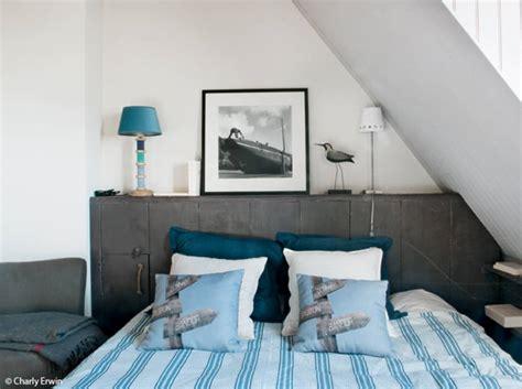 chambre bretonne déco bord de mer une maison bretonne comme on aime